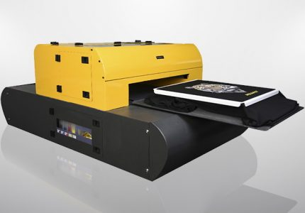 F3000 A2 Size Desktop Direct to Garment Printer