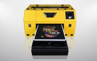 A2 size Desktop Direct to Garment Printers