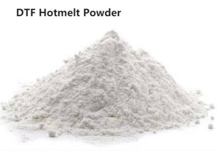 DTF Cold peel Hot melt Powder